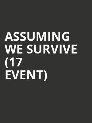 Assuming We Survive (17+ Event) at Beat Kitchen